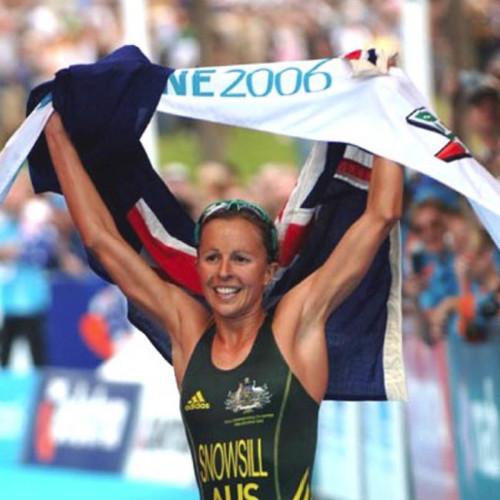 Emma Snowsill - Commonwealth Games 2006