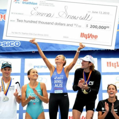 Emma Snowsill - HyVee Elite Cup – Des Moines 2010