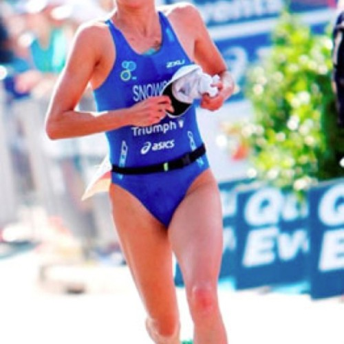 Emma Snowsill - Noosa 2008 Race Pics