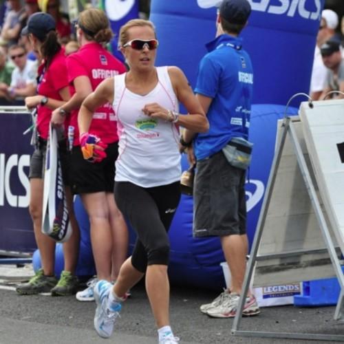 Emma Snowsill - Noosa Multi Sport Festival 2010