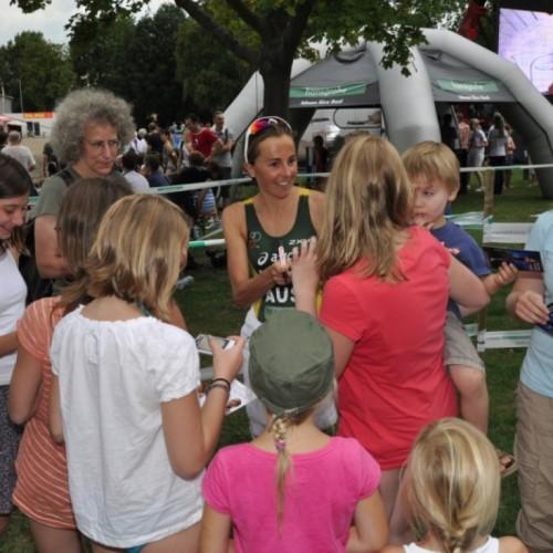 Emma Snowsill - Sprint Race Offenburg 2011