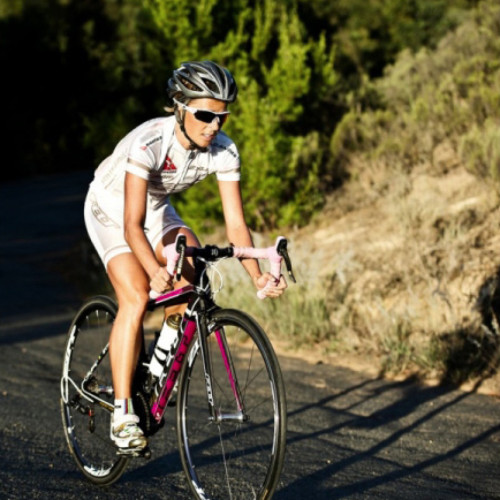Emma Snowsill - Training in Stellenbosch, South Africa