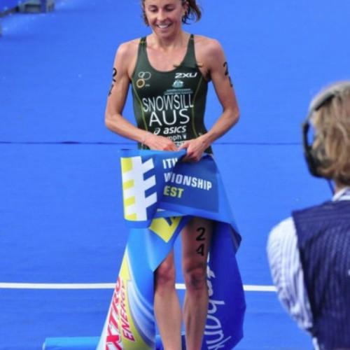 Emma Snowsill - WCS Final Budapest 2010