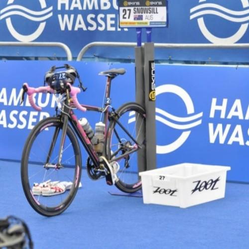 Emma Snowsill - WSC Hamburg 2011