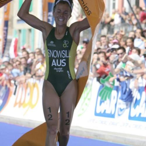 Emma Snowsill - World Championships – Lausanne 2006