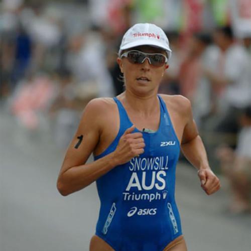 Emma Snowsill - Ishigaki World Cup 2008